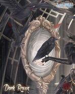 Dark Raven close up 2