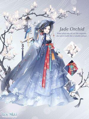Jade Orchid