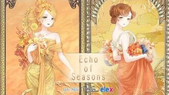 Love Nikki X Alphonse Mucha Echo of Seasons, Spring and Summer