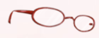 Common Glasses-Red