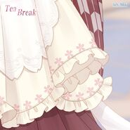 Tea Break close up 3