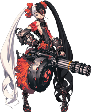BnS Collab Character Poharan
