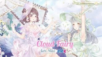 Love Nikki-Dress Up Queen Cloud Fairy