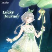 Lucky Journey close up 1