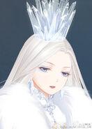 Snow Queen close up 1