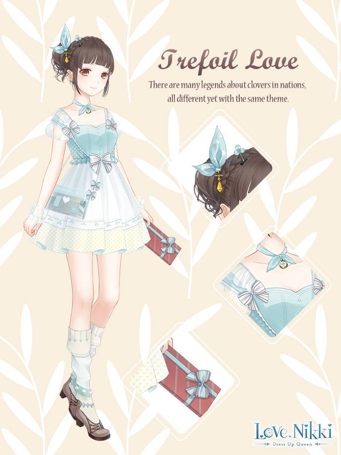 Trefoil Affair Love Nikki Dress Up Queen Wiki Fandom