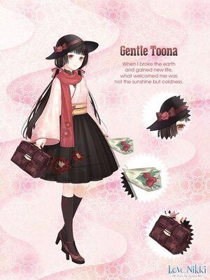 Gentle Toona