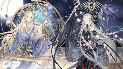 Love Nikki-Dress Up Queen Fate Echo