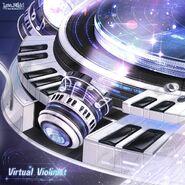 Virtual Violinist Close Up 3