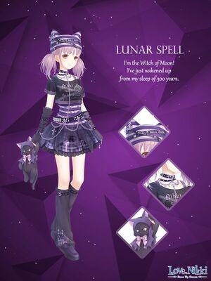 Lunar Spell