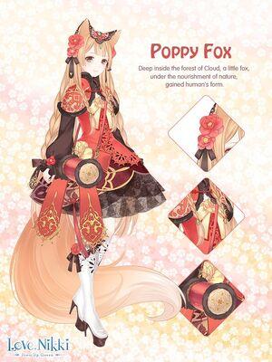 Poppy Fox