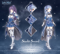 Starlit Sword