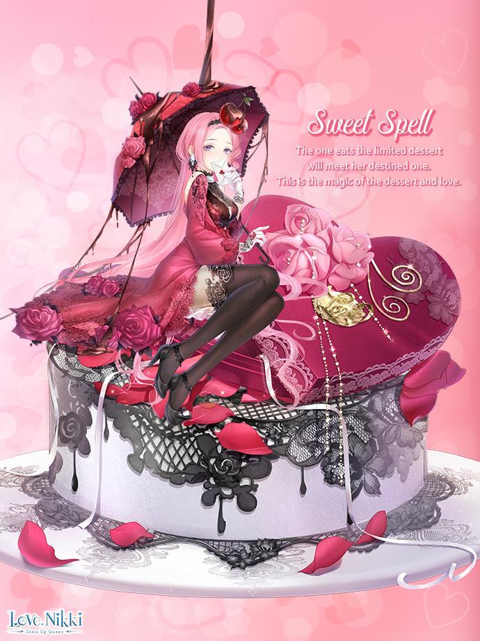 Sweet Spell Love Nikki Dress Up Queen Wiki Fandom