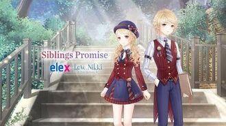 Love Nikki-Dress Up Queen Siblings Promise