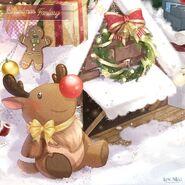 Christmas Fantasy close up 3