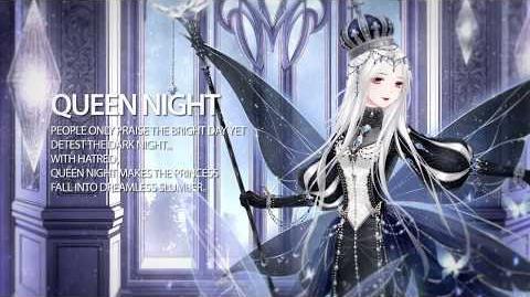Love Nikki-Dress Up Queen Evernight's Dream
