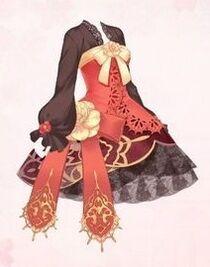 Poppy Fox (Dress)