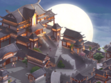 Chapter 8 Mysterious Moonlit City