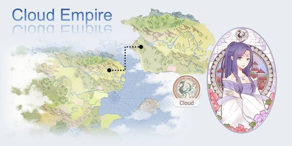 Cloud Empire Map