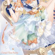 Cloud Tea Party close up 2