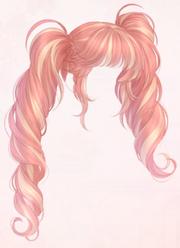Pink Gemini