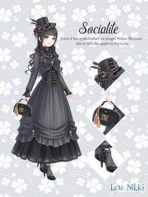 Socialite