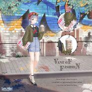 Vane of Fashion