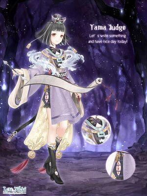 Yama Judge
