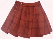 Classic Kilt-Red