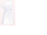 Hollow Dress-White