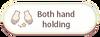Icon BothHandHolding