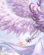 Unicorn Goddess close up 1