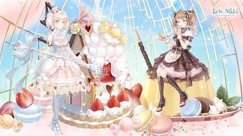 Love Nikki-Dress Up Queen Dream Dessert