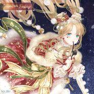 Christmas Fantasy close up 1