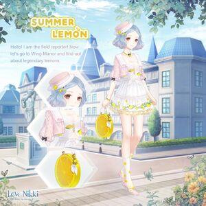 Summer Lemon 2