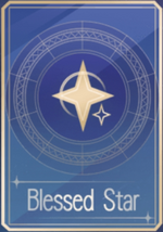 SD Blessed Star