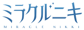 Miracle Nikki JP Logo