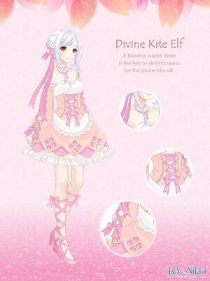 Divine Kite Elf