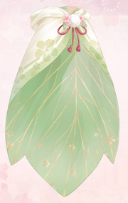 Sakura Leaf Cape