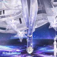 Virtual Violinist Close Up 2