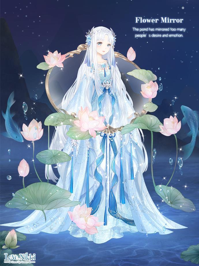 Flower Mirror   Love Nikki-Dress UP Queen! Wiki   FANDOM powered by ...
