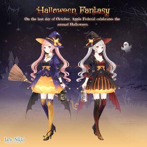 Halloween Fantasy