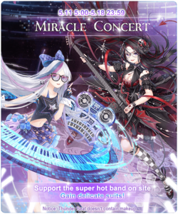 Miracle Concert