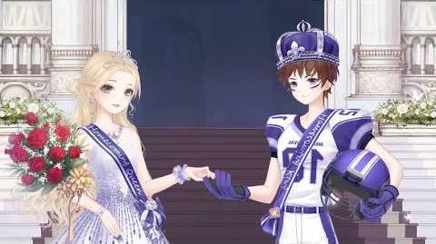 Love Nikki-Dress Up Queen Homecoming Reunion