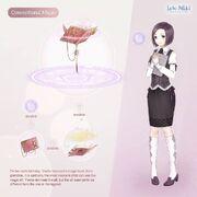 Yvette Dreamweaver - Conventional Magic