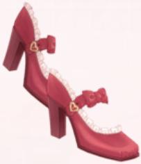Cherry High Heels