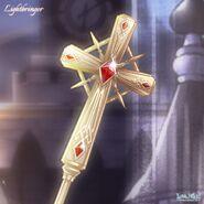 Lightbringer close up 3