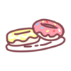 Sticker Donut