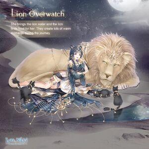 Lion Overwatch