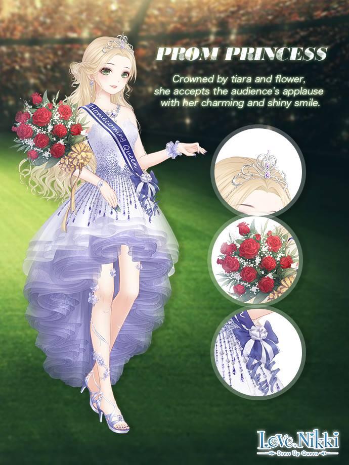 Prom Princess Love Nikki Dress Up Queen Wiki Fandom